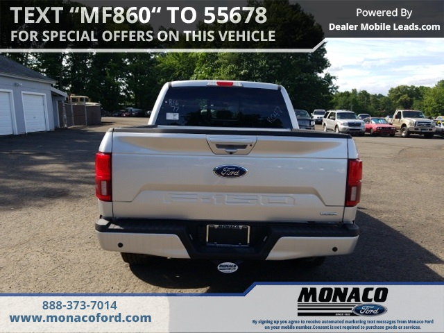 2018 F-150 SuperCrew Cab 4x4,  Pickup #182027 - photo 6