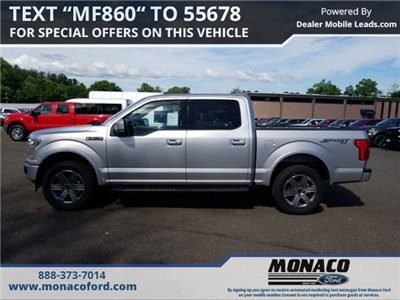 2018 F-150 SuperCrew Cab 4x4,  Pickup #182027 - photo 5