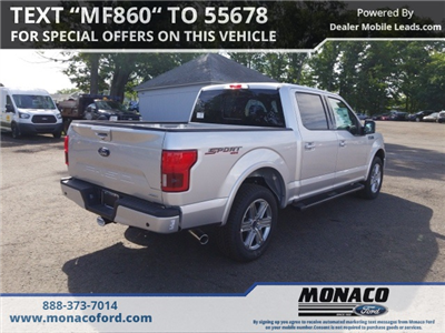 2018 F-150 SuperCrew Cab 4x4,  Pickup #182027 - photo 8