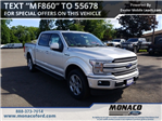 2018 F-150 SuperCrew Cab 4x4,  Pickup #182027 - photo 3