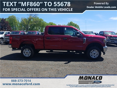 2018 F-250 Crew Cab 4x4,  Pickup #182030 - photo 9