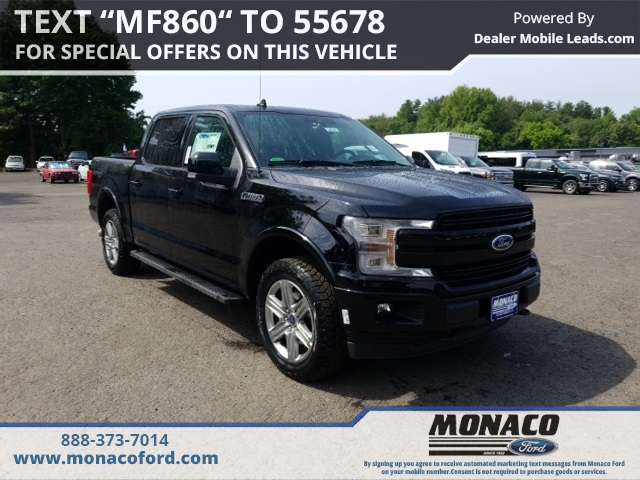 2018 F-150 SuperCrew Cab 4x4,  Pickup #182118 - photo 3