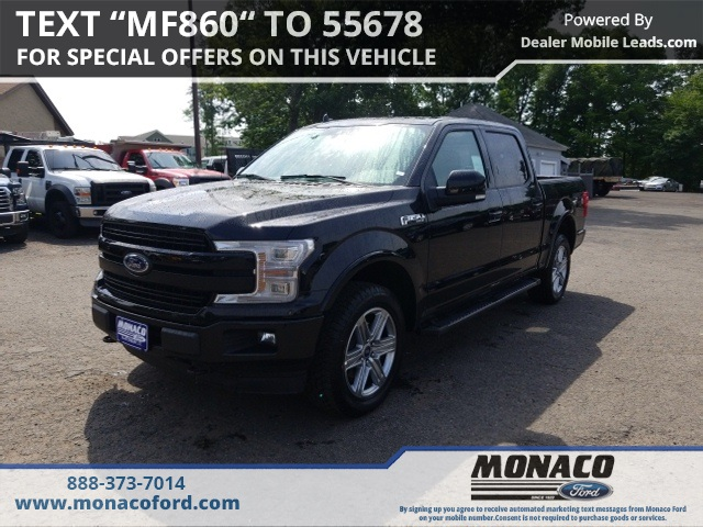 2018 F-150 SuperCrew Cab 4x4,  Pickup #182118 - photo 1