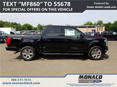2018 F-150 SuperCrew Cab 4x4,  Pickup #182118 - photo 9