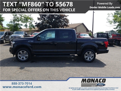 2018 F-150 SuperCrew Cab 4x4,  Pickup #182118 - photo 5