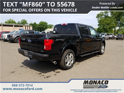 2018 F-150 SuperCrew Cab 4x4,  Pickup #182118 - photo 8