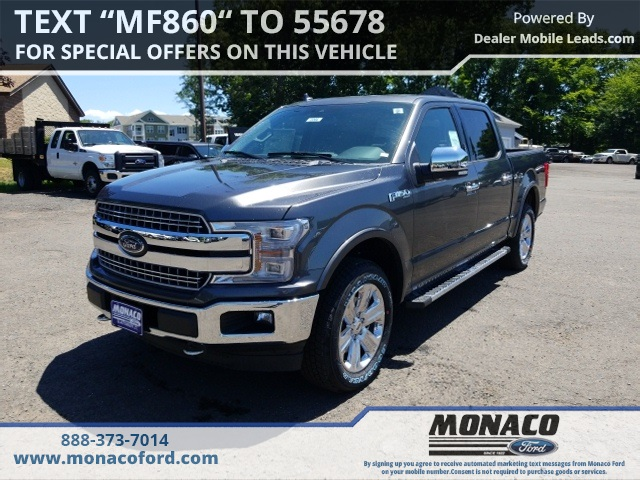 2018 F-150 SuperCrew Cab 4x4,  Pickup #182266 - photo 1