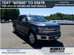 2018 F-150 SuperCrew Cab 4x4,  Pickup #182266 - photo 3
