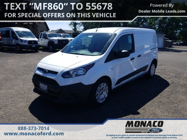 2018 Transit Connect 4x2,  Empty Cargo Van #182285 - photo 1