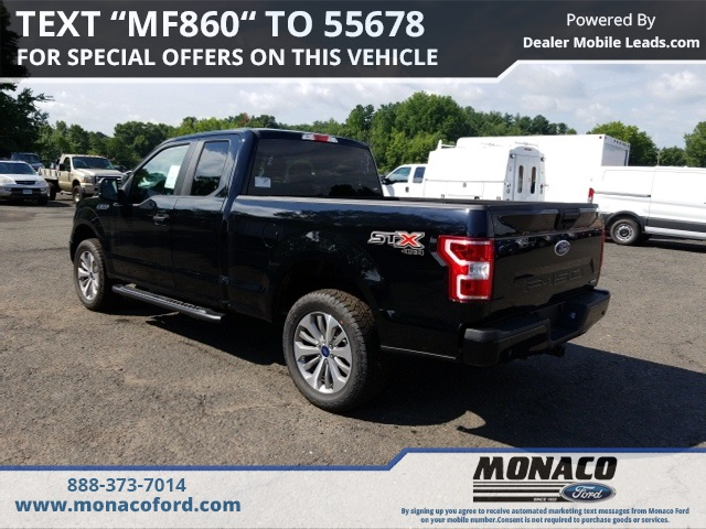 2018 F-150 Super Cab 4x4,  Pickup #182442 - photo 2
