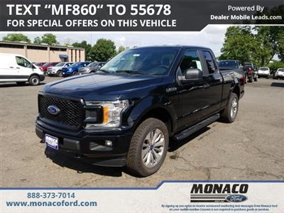 2018 F-150 Super Cab 4x4,  Pickup #182442 - photo 1