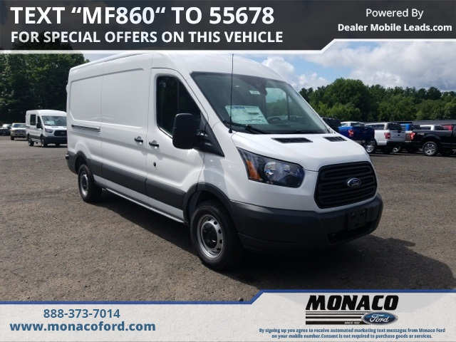 2018 Transit 150 Med Roof 4x2,  Empty Cargo Van #182454 - photo 3