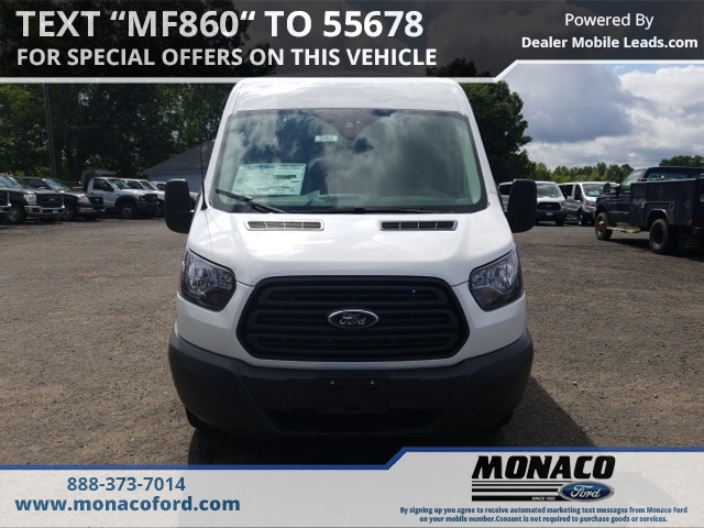 2018 Transit 150 Med Roof 4x2,  Empty Cargo Van #182454 - photo 4