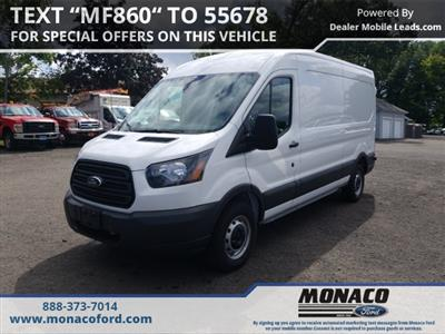 2018 Transit 150 Med Roof 4x2,  Empty Cargo Van #182454 - photo 1