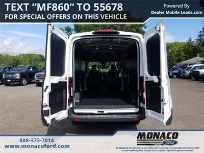2018 Transit 150 Med Roof 4x2,  Empty Cargo Van #182454 - photo 7