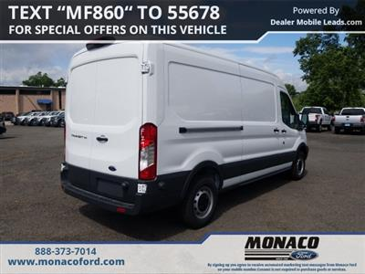 2018 Transit 150 Med Roof 4x2,  Empty Cargo Van #182454 - photo 8