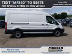 2018 Transit 150 Med Roof 4x2,  Empty Cargo Van #182454 - photo 9