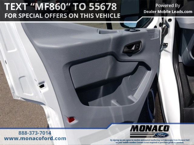 2018 Transit 250 Med Roof 4x2,  Empty Cargo Van #182460 - photo 13