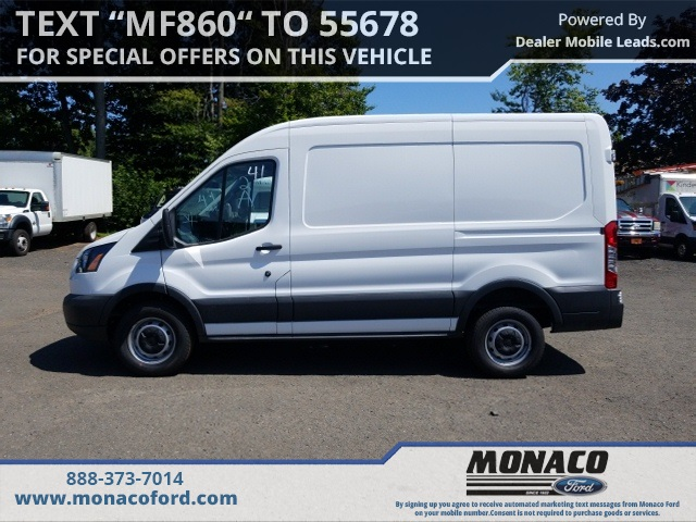 2018 Transit 250 Med Roof 4x2,  Empty Cargo Van #182460 - photo 5