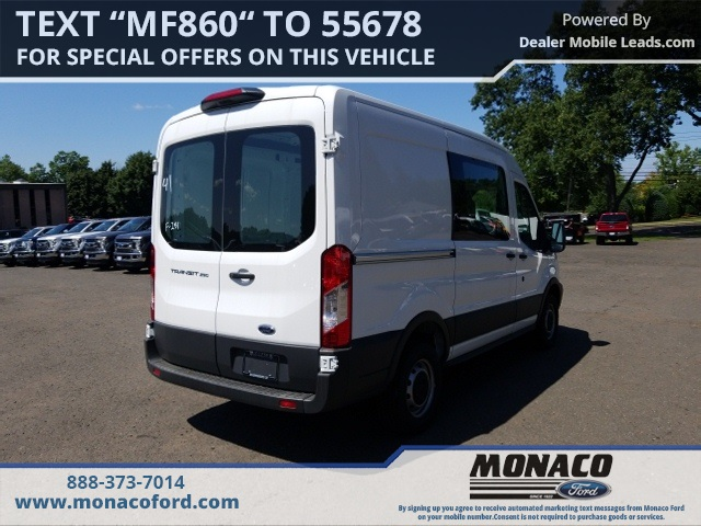 2018 Transit 250 Med Roof 4x2,  Empty Cargo Van #182460 - photo 9
