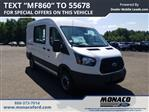 2018 Transit 250 Med Roof 4x2,  Empty Cargo Van #182460 - photo 3