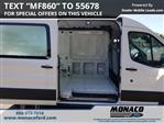 2018 Transit 250 Med Roof 4x2,  Empty Cargo Van #182460 - photo 11