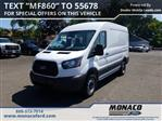 2018 Transit 250 Med Roof 4x2,  Empty Cargo Van #182460 - photo 1