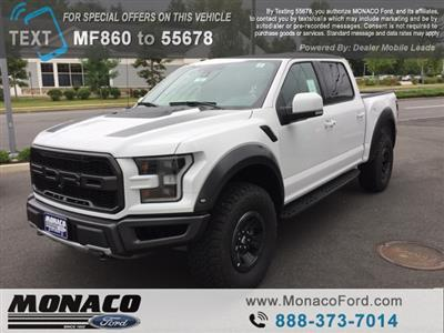 2018 F-150 SuperCrew Cab 4x4,  Pickup #182488 - photo 4