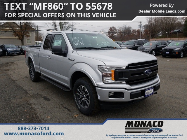 2018 F-150 Super Cab 4x4,  Pickup #182702 - photo 3