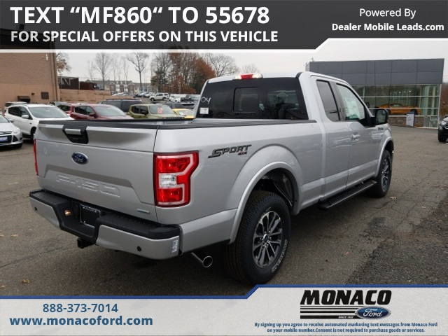 2018 F-150 Super Cab 4x4,  Pickup #182702 - photo 8