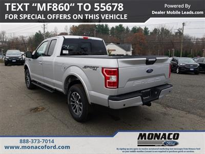 2018 F-150 Super Cab 4x4,  Pickup #182702 - photo 2