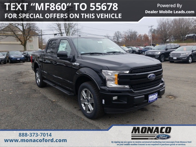 2018 F-150 SuperCrew Cab 4x4,  Pickup #182814 - photo 3