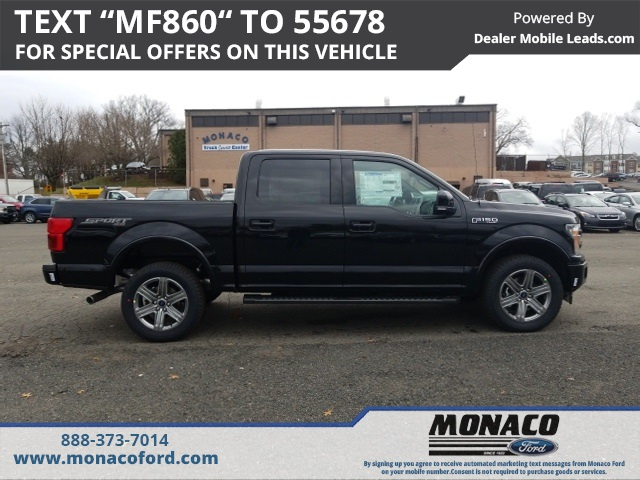 2018 F-150 SuperCrew Cab 4x4,  Pickup #182814 - photo 9