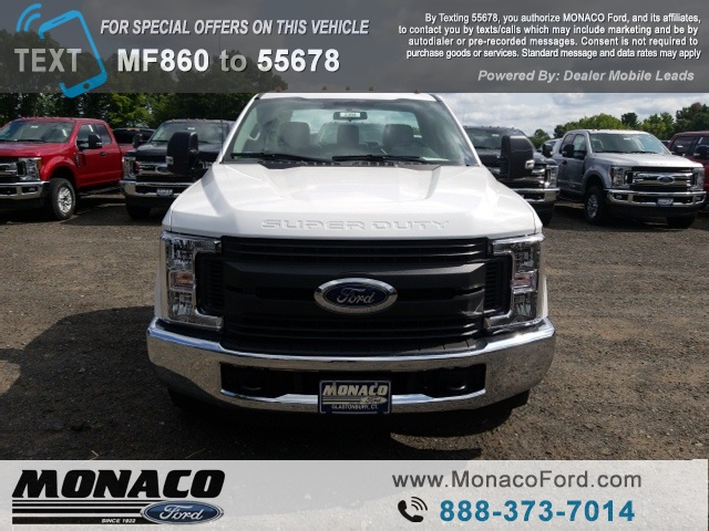 2019 F-350 Regular Cab DRW 4x2,  Cab Chassis #192394 - photo 4