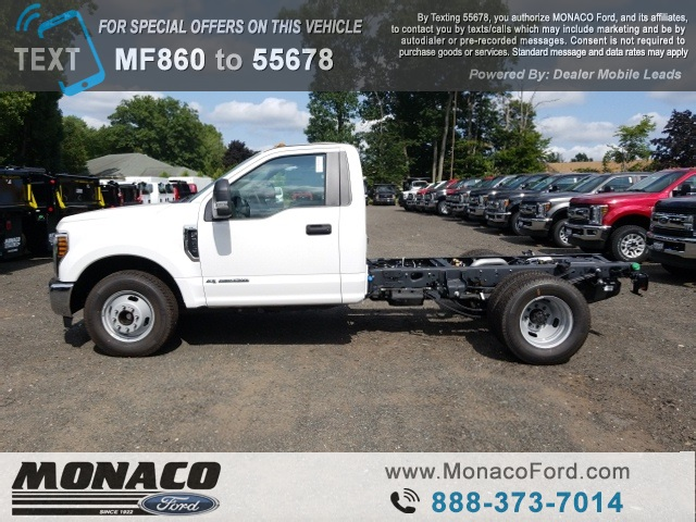 2019 F-350 Regular Cab DRW 4x2,  Cab Chassis #192394 - photo 5