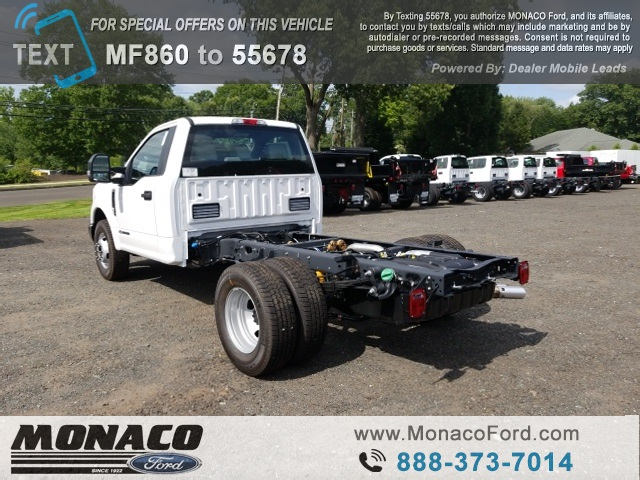 2019 F-350 Regular Cab DRW 4x2,  Cab Chassis #192394 - photo 2
