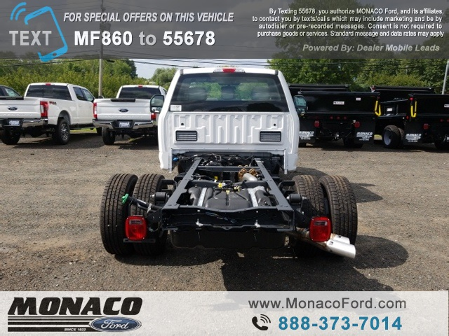 2019 F-350 Regular Cab DRW 4x2,  Cab Chassis #192394 - photo 6