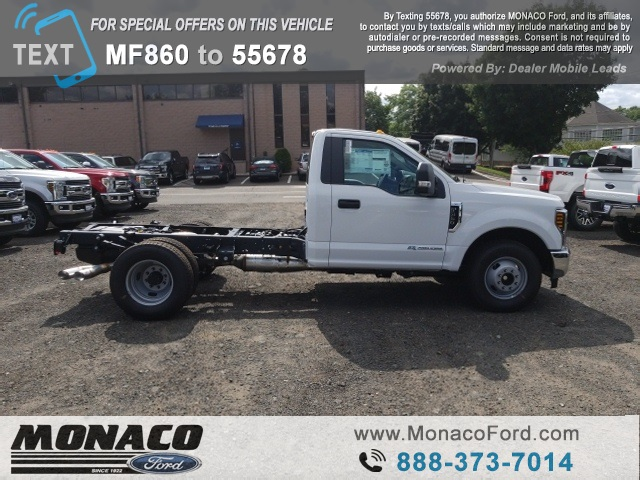2019 F-350 Regular Cab DRW 4x2,  Cab Chassis #192394 - photo 8