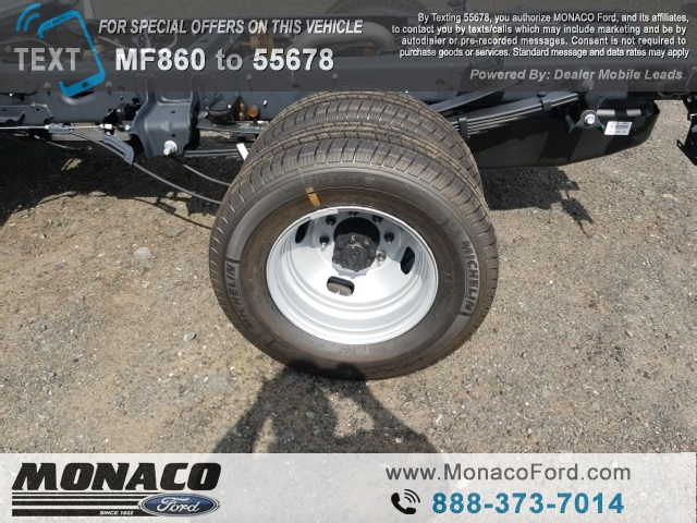 2019 F-350 Regular Cab DRW 4x2,  Cab Chassis #192394 - photo 9