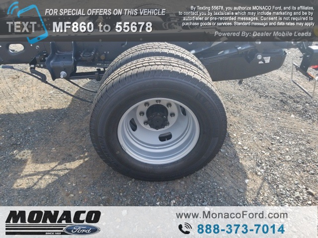 2019 F-350 Regular Cab DRW 4x2,  Cab Chassis #192395 - photo 9