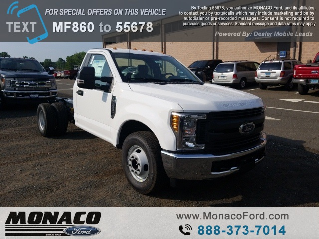 2019 F-350 Regular Cab DRW 4x2,  Cab Chassis #192395 - photo 21