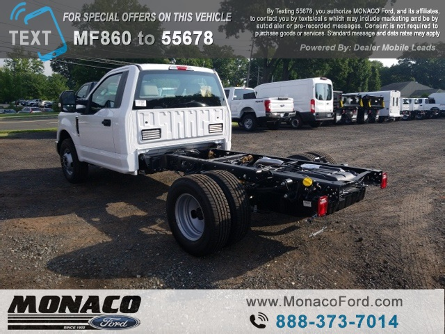 2019 F-350 Regular Cab DRW 4x2,  Cab Chassis #192395 - photo 2