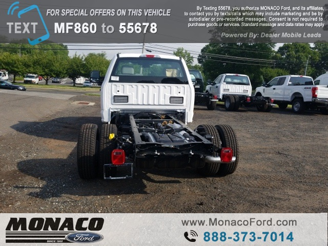 2019 F-350 Regular Cab DRW 4x2,  Cab Chassis #192395 - photo 5