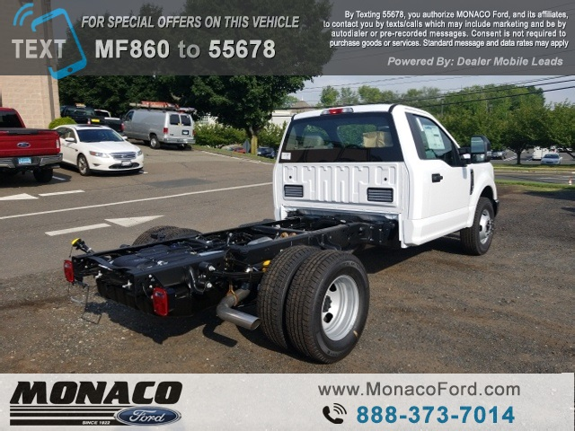 2019 F-350 Regular Cab DRW 4x2,  Cab Chassis #192395 - photo 6