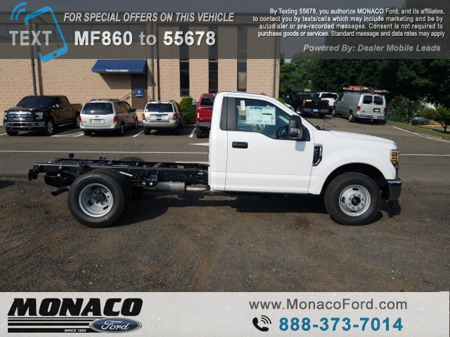 2019 F-350 Regular Cab DRW 4x2,  Cab Chassis #192395 - photo 7