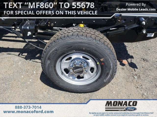 2019 F-350 Regular Cab 4x4,  Cab Chassis #192443 - photo 9