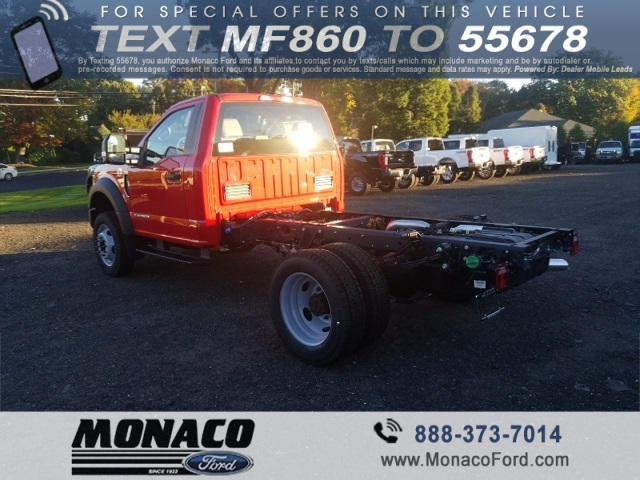 2019 F-550 Regular Cab DRW 4x4,  Cab Chassis #192557 - photo 6