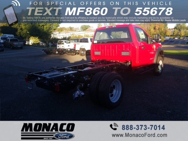 2019 F-550 Regular Cab DRW 4x4,  Cab Chassis #192557 - photo 2