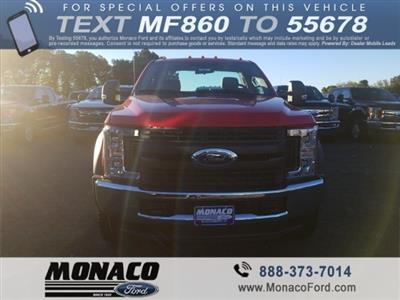 2019 F-550 Regular Cab DRW 4x4,  Cab Chassis #192557 - photo 3