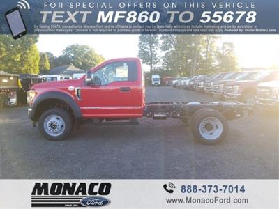 2019 F-550 Regular Cab DRW 4x4,  Cab Chassis #192557 - photo 5